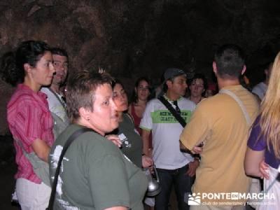 Cueva de Montesinos - El Quijote; pedriza; trekking y aventura
